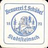 Schübel - Stadtsteinach