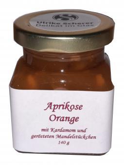 Aprikose Orange - Fruchtaufstrich