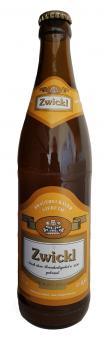 Mainlust, Brauerei Bayer, Viereth - Zwickelbier