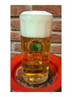 Brauerei Bayer, Theinheim - Glaskrug 0,5 Liter