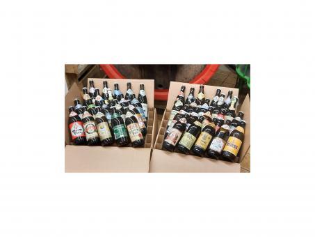 Unser  grosses Bierabo 40 Flaschen