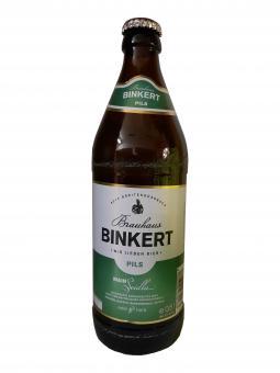 Brauerei Binkert, Breitengüßbach - Pils