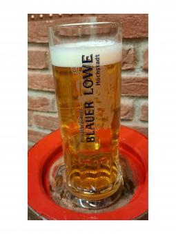 Brauerei Blauer Löwe, Höchstadt a.d. Aisch  - Glaskrug 0,5 Liter