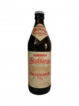 Brauerei Dinkel, Stublang - Stublanger Hausmasdä Pils