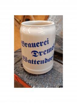 Brauerei Dremel, Wattendorf - Steinkrug 0,5 Liter