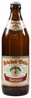 Friedel - Vollbier 1 Flasche