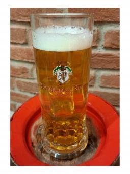 Brauerei Friedel, Zentbechhofen - Glaskrug 0,5 Liter
