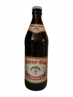 Brauerei Friedel, Zentbechhofen - Weizen