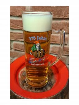 Brauerei Fässla, Bamberg - Glaskrug 0,5 Liter