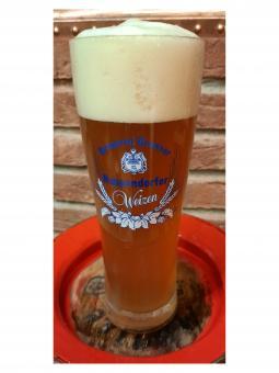 Brauerei Grasser, Huppendorf - Weizenglas 0,5 Liter