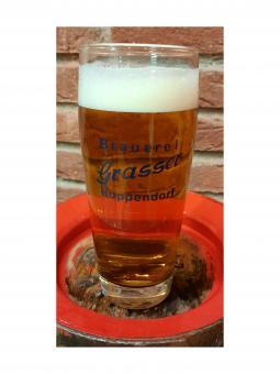 Brauerei Grasser, Huppendorf - Willibecher 0,5 Liter