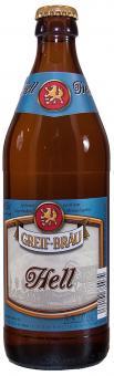 Greif - Helles 1 Flasche