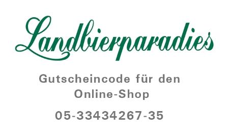 Geschenkgutschein Online-Shop