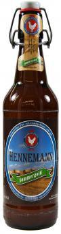 Brauerei Hennemann, Sambach - Sommergold