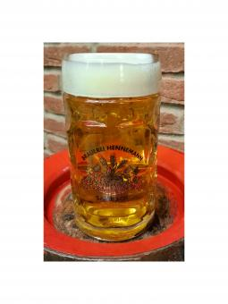Brauerei Hennemann, Sambach - Glaskrugkrug 0,5 Liter