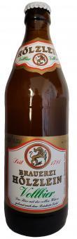 Brauerei Hölzlein, Lohndorf - Vollbier
