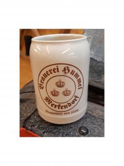 Brauerei Hummel, Merkendorf - Steinkrug 0,5 Liter