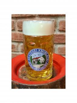 Brauerei Knoblach, Schammelsdorf - Glaskrug 0,5 Liter