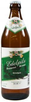 Brauerei Kraus, Hirschaid - Pils