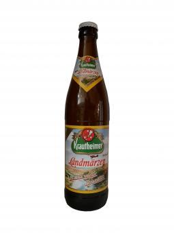 Brauerei Düll, Krautheim - Krautheimer Landmärzen