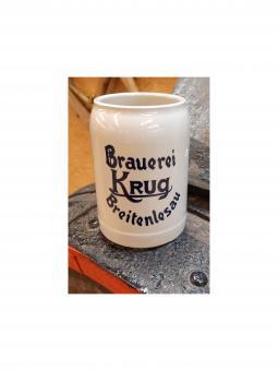 Brauerei Krug, Breitenlesau - Steinkrug 0,5 Liter
