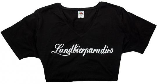Landbierparadies T-Shirt (Damen)