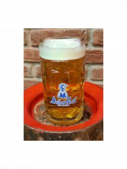 Brauerei Meinel, Hof - Glaskrug 0,5 Liter