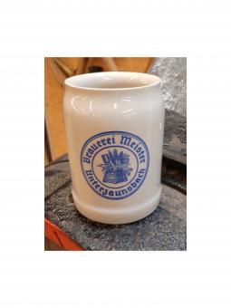 Brauerei Meister, Unterzaunsbach - Steinkrug 0,5 Liter