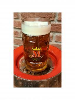 Brauerei Murmann, Untersiemau - Glaskrug 0,5 Liter