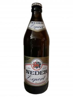 Brauerei Neder, Forchheim - Export