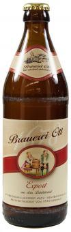 Brauerei Ott, Oberleinleiter - Export
