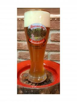 Brauerei Ott, Oberleinleiter - Weizenglas 0,5 Liter