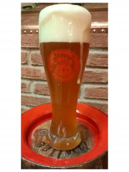 Brauerei Penning, Hetzelsdorf - Weizenglas 0,5 Liter
