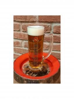 Brauerei Reh, Lohndorf - Glaskrug 0,3 Liter