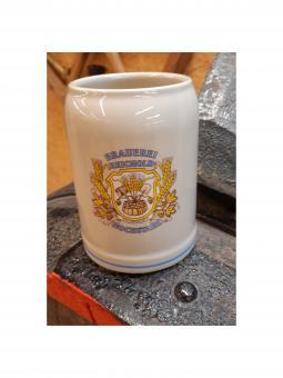 Brauerei Reichold, Hochstahl - Steinkrug 0,5 Liter