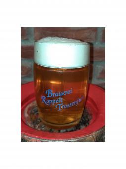 Brauerei Roppelt, Trossenfurt - Glaskrug 0,5 Liter