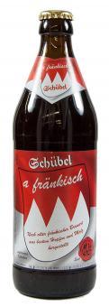 Brauerei Schübel, Stadtsteinach - a fränkisch