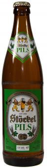 Brauerei Stöckel, Hintergereuth - Pils