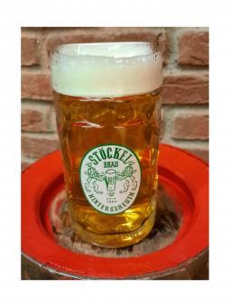 Brauerei Stöckel, Hintergereuth - Glaskrug 0,5 Liter