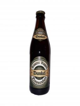 Brauerei Roppelt, Trossenfurt - Dunkles