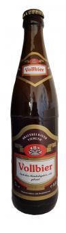 Mainlust, Brauerei Bayer, Viereth - Vollbier