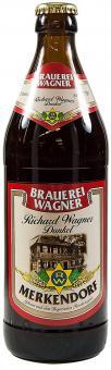 Brauerei Wagner, Merkendorf - Richard Wagner Dunkel