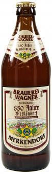 Wagner - Jubiläumsbier