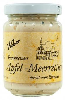 Weber, Forchheim - Apfelmeerrettich