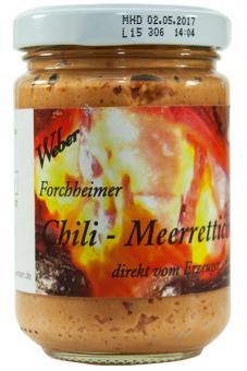 Weber, Forchheim - Chilimeerrettich