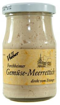 Weber, Forchheim - Gemüsemeerrettich