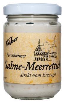 Weber, Forchheim - Sahnemeerrettich