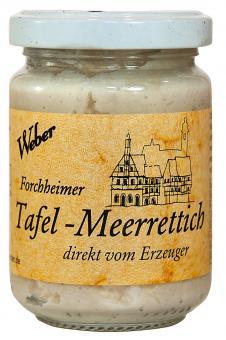 Weber - Tafelmeerrettich