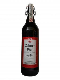 Landgasthof Zehner, Drosendorf - Landbier 1,0 Literflasche